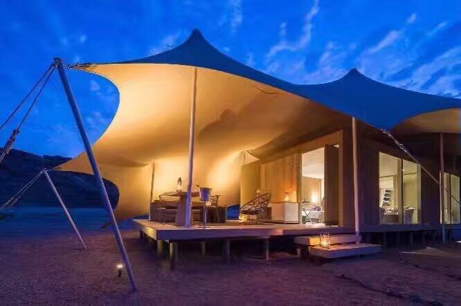 遮阳膜帐篷系列