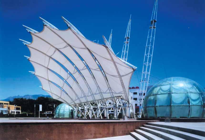 商業景觀設施專欄